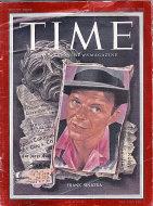 Time Vol. LXVI No. 9 Magazine