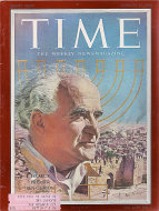 Time Vol. LXVII No. 3 Magazine