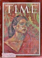 Time Vol. LXVIII No. 18 Magazine