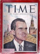 Time Vol. LXXIV No. 5 Magazine