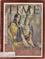 Time Vol. LXXX No. 21 Magazine