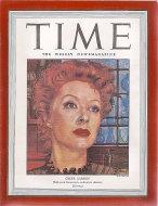 Time Vol. XLII No. 25 Magazine