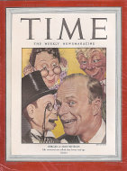 Time Vol. XLIV No. 21 Magazine