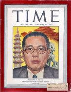 Time Vol. XLIV No. 25 Magazine