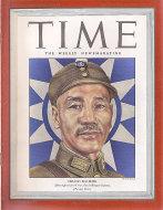 Time Vol. XLVI No. 10 Magazine