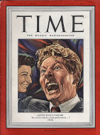 Time Vol. XLVII No. 10 Magazine