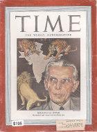 Time Vol. XLVII No. 16 Magazine