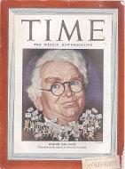 Time Vol. XLVII No. 21 Magazine