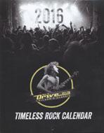 Timeless Rock Calendar Calendar
