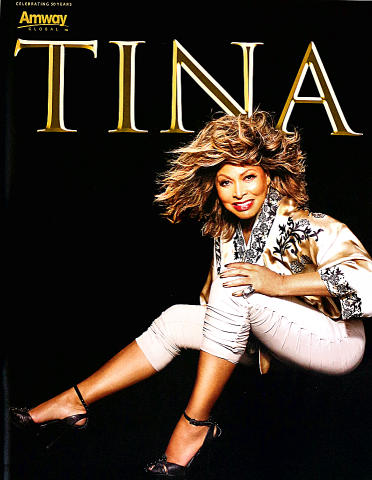 Tina Turner Book
