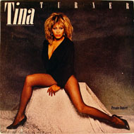 "Tina Turner Vinyl 12"" (Used)"