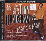 Tiny Bradshaw CD