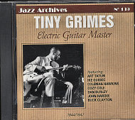 Tiny Grimes CD