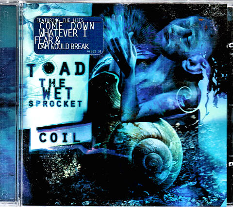 Toad The Wet Sprocket CD