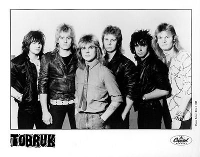 Tobruk Promo Print