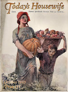 Today's Housewife Vol. XIX No. 10 Magazine