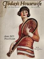Today's Housewife Vol. XIX No. 6 Magazine