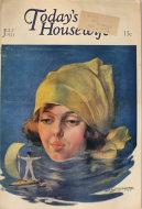 Today's Housewife Vol. XVII No. 7 Magazine