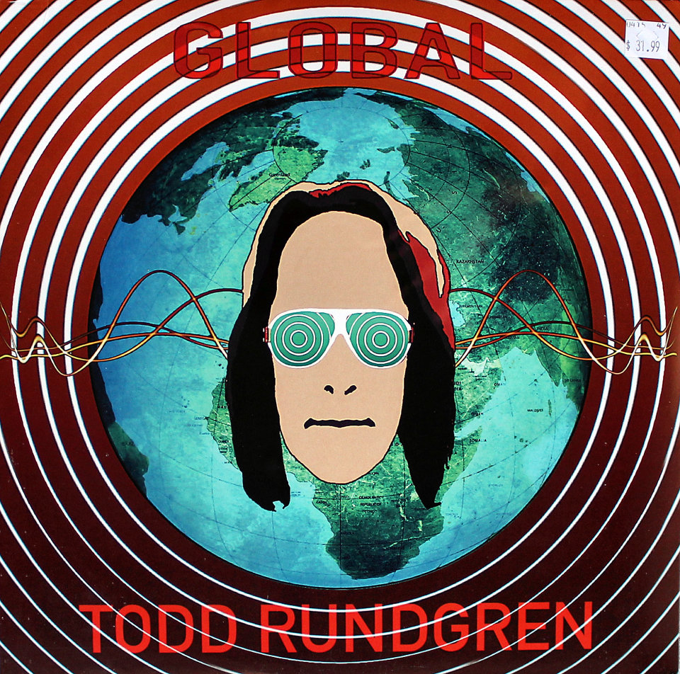 "Todd Rundgren Vinyl 12"" (New)"