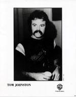 Tom Johnston Promo Print