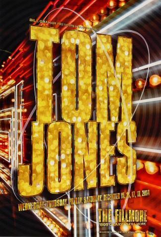 Tom Jones Poster