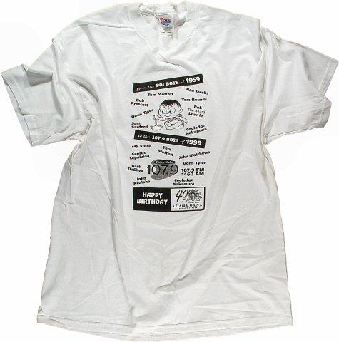 Tom Moffatt Men's Vintage T-Shirt