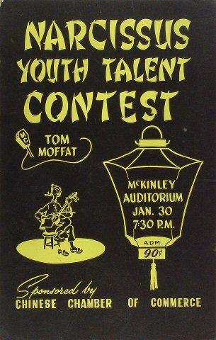 Tom Moffatt Poster