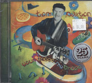 Tom Paxton CD
