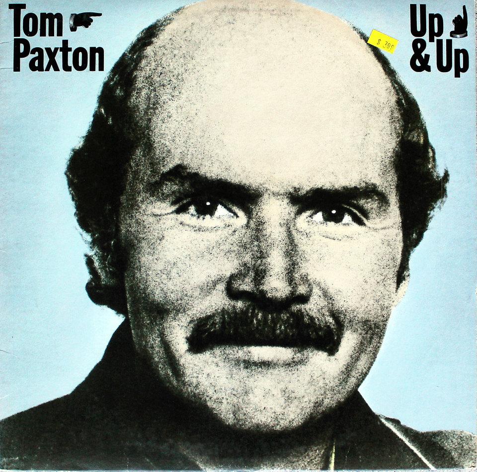 """Tom Paxton Vinyl 12"""" (Used)"""