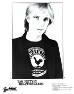 Tom Petty & the Heartbreakers Promo Print