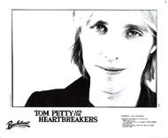 Tom Petty & the Heartbreakers Promo Print