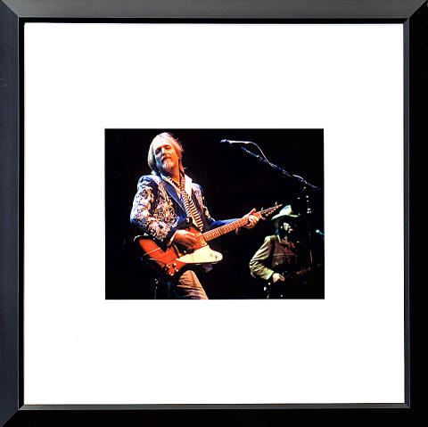 Tom Petty Framed Fine Art Print