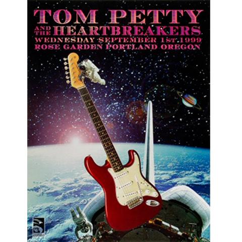 Tom Petty reverse side