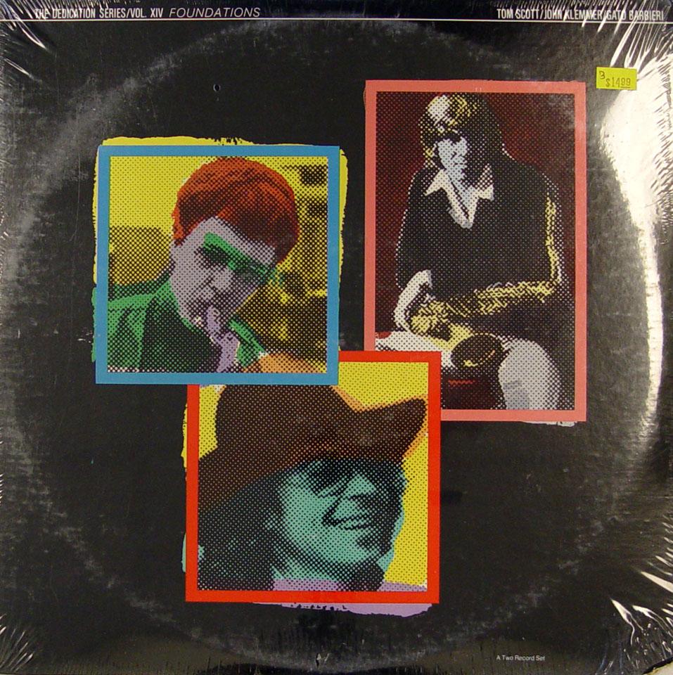"Tom Scott Vinyl 12"" (New)"