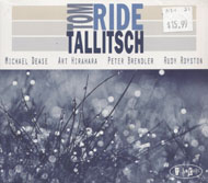 Tom Tallitsch CD