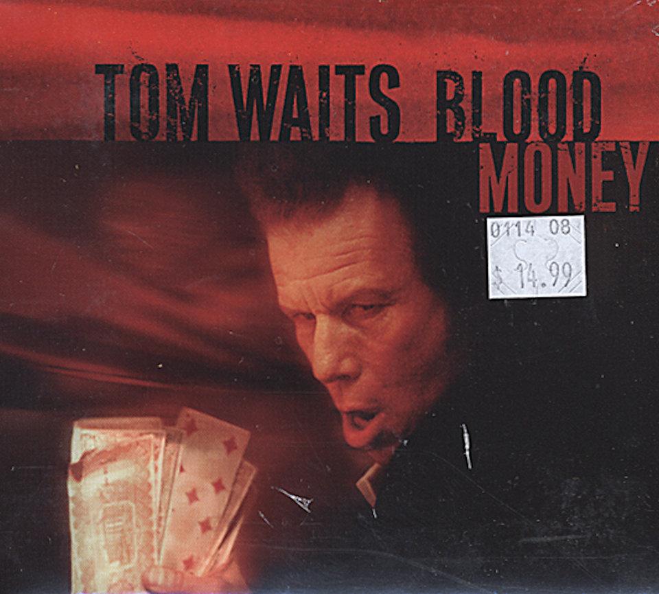 Tom Waits CD