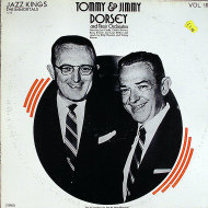 "Tommy & Jimmy Dorsey and Their Orchestra Vinyl 12"" (Used)"