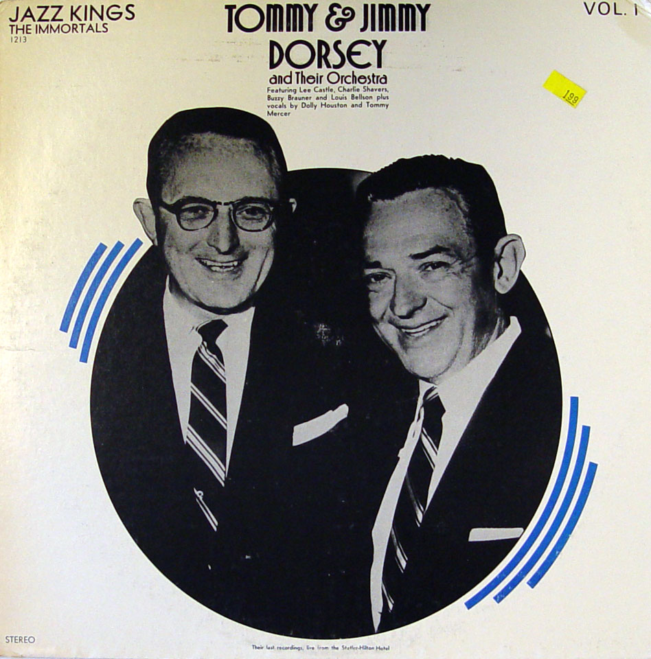 from Keenan tommy jimmy dorsey gay