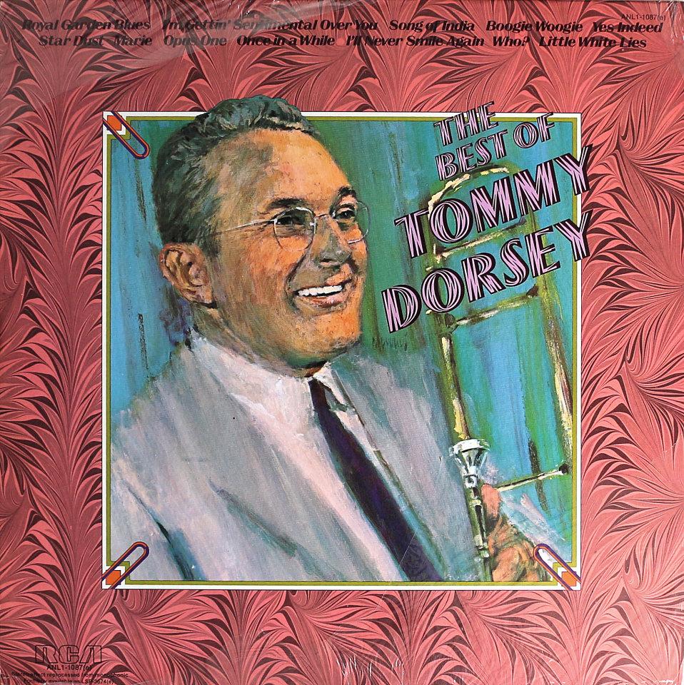 """Tommy Dorsey Vinyl 12"""" (New)"""