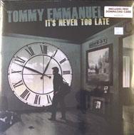 """Tommy Emmanuel Vinyl 12"""" (New)"""