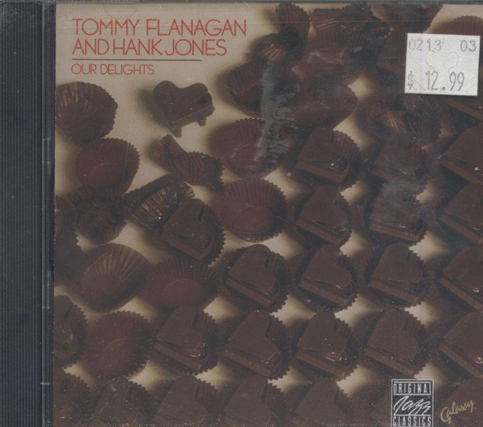 Tommy Flanagan & Hank Jones CD
