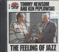Tommy Newsom CD