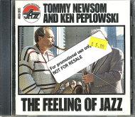 Tommy Newsome & Ken Peplowski CD