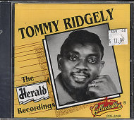 Tommy Ridgley CD