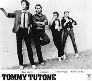 Tommy Tutone Promo Print