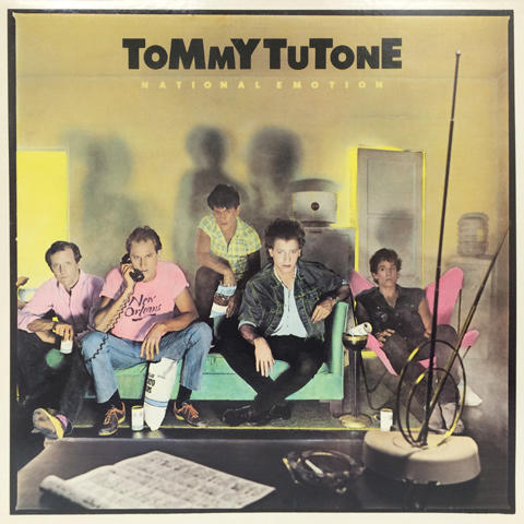 "Tommy Tutone Vinyl 12"" (Used)"