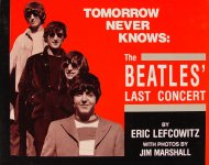 Tomorrow Never Knows: The Beatles' Last Concert Book