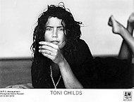 Toni Childs Promo Print