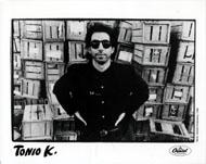Tonio K Promo Print