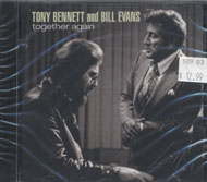 Tony Bennett and Bill Evans CD